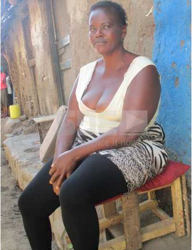49-year old?Kenyan prostitute gets a plot land as she retires after sleeping with?28,000 men in 23 years