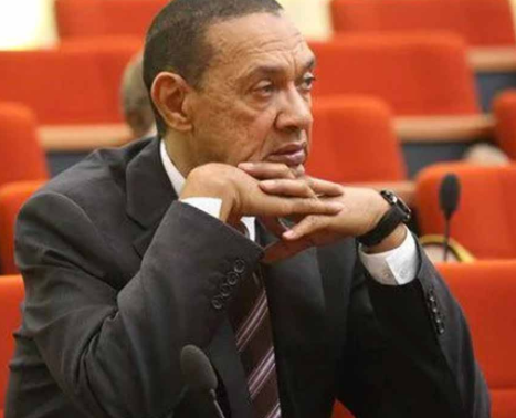 If I were President, I would send emotionally mature Nollywood stars, like Omotola and RMD as ambassadors to Caribbean nations - Ben Bruce