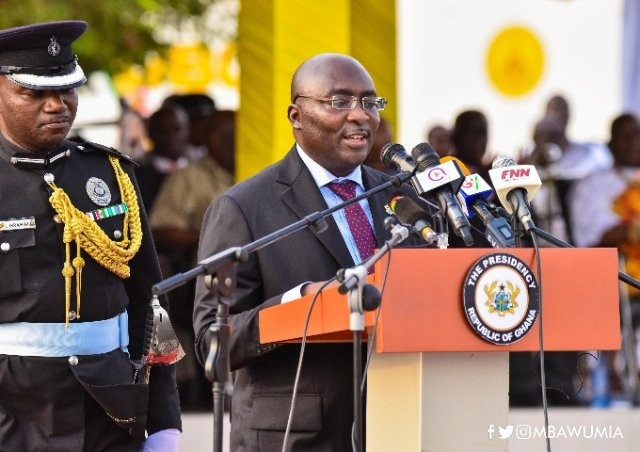 Ghanaian government to install CCTVs in all police stations