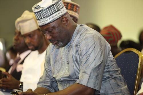 Assassination attempt: FG files charges against Dino Melaye for framing Kogi state gov, Yahaya Bello?s aide
