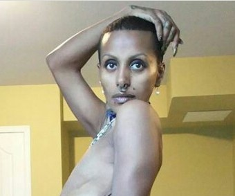 Somali mother of four shares nude photo on Instagram, slams women who shame others