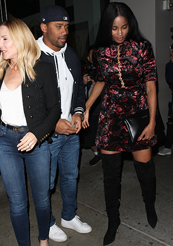 Ciara steps out without any make-up...and fans weren