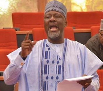 Assassination attempt: ''I will fight you all with the last drop of blood in my body'' Dino Melaye tweets about his planned arraignment by FG