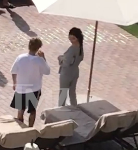 Justin Bieber and Selena Gomez hit Laguna Beach ahead of Valentine's Day
