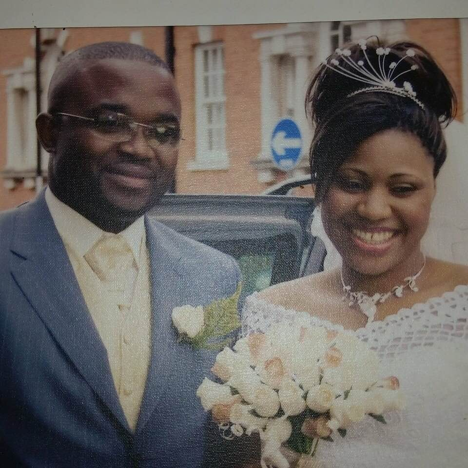 Obi Emelonye sends loving message to wife as they celebrate 14th wedding anniversary