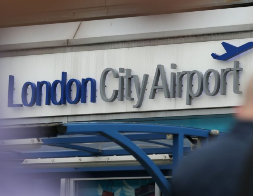 London airport shuts down after workers discover a World War II bomb