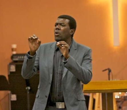 """It's sign of inferiority complex for Africans to bear European names"" – Reno Omokri"