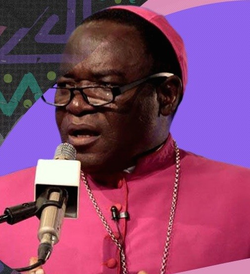 ''God will punish those that have looted Nigeria's treasury'' Bishop Kukah blasts