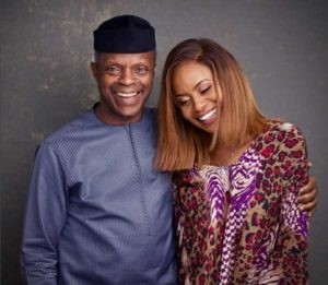 VP Yemi Osinbajo's daughter, Kiki, set to wed Billionaire Businesswoman, Hajia Bola Shagaya's son, Seun