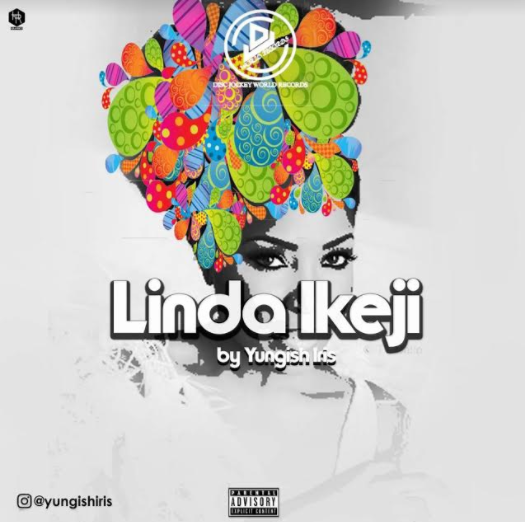 19-year old singer, Yungish Iris makes official debut for 2018 with new single titled - 'Linda Ikeji'