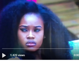 Wow! Y'all need to see the look on CeeC's face as Tobi and Bambam bond