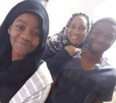 Photo: Nigerian woman and her children killed in fatal accident along Kaduna - Abuja expressway