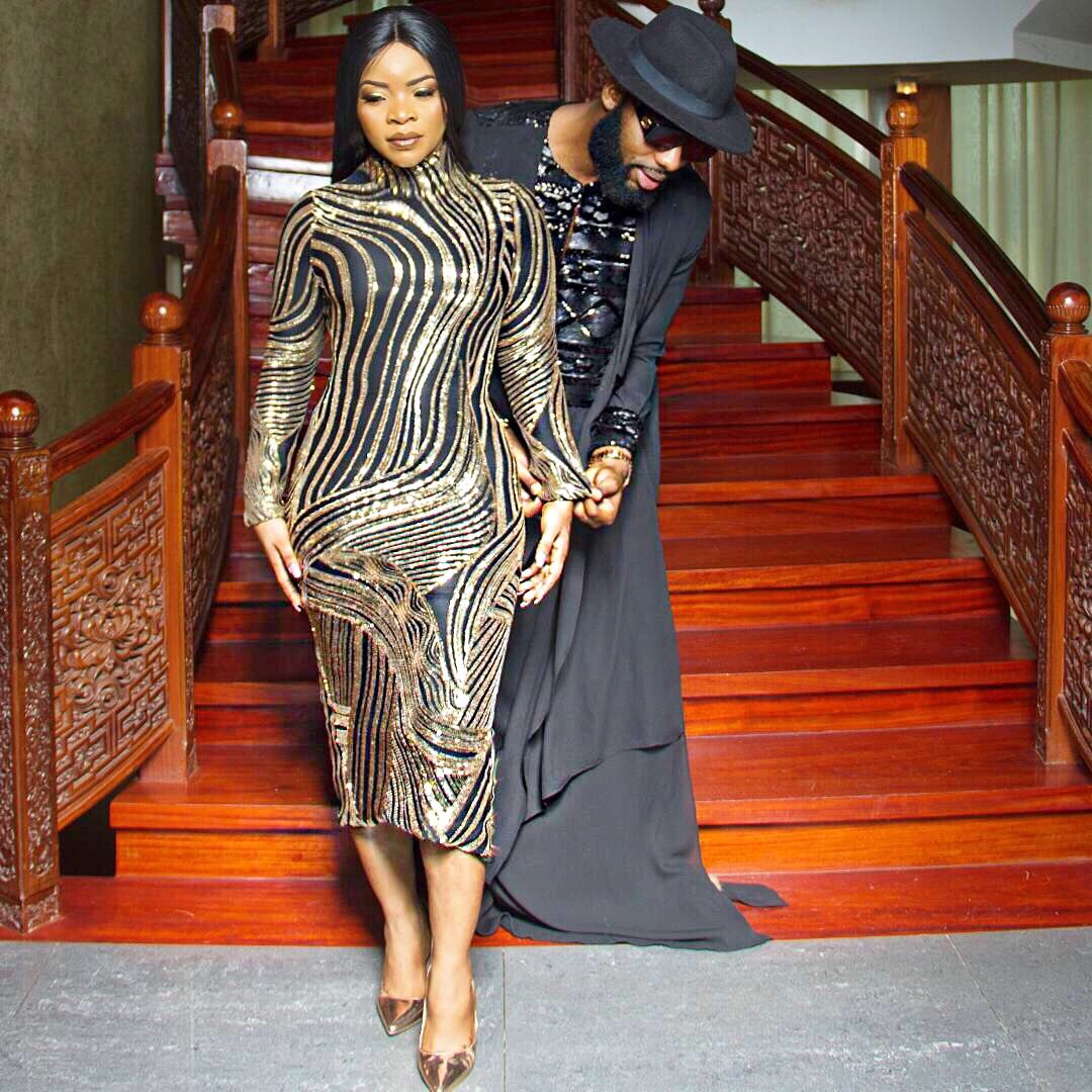 Laura ikeji's ravishing look to her book launch