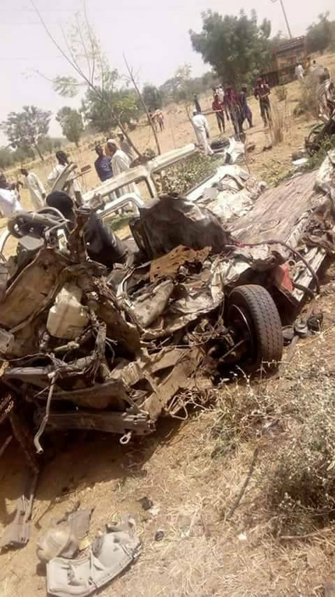 22 students going on excursion die in a fatal accident in Kano(photos)