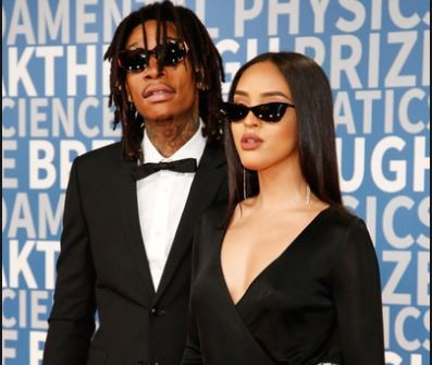 Wiz Khalifa and girlfriend Izabela broke up because she allegedly caught him cheating with his 'Ex'