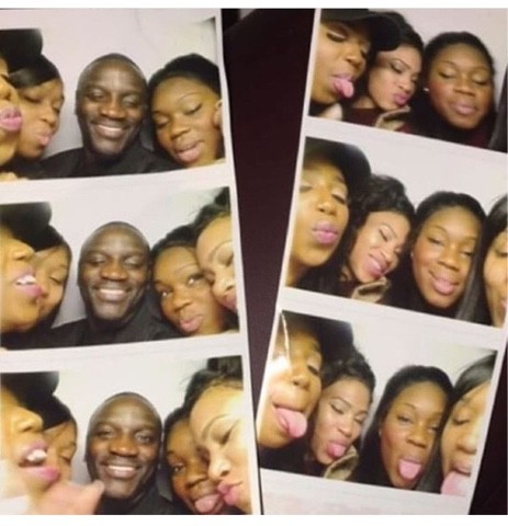 ?Akon is reportedly engaged to his fifth wife to be (Photos)