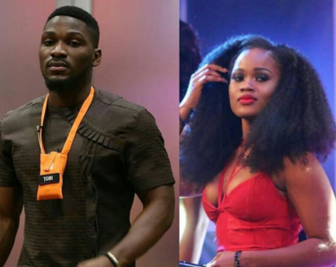 Video: 'I've been jealous you've been with another woman and I miss you so much' - Cee-c helplessly profess her love for Tobi