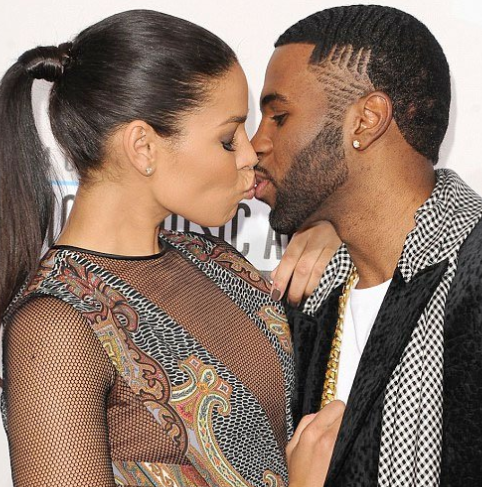 Jason Derulo leaves inappropriate comment on his married ex Jordin Sparks