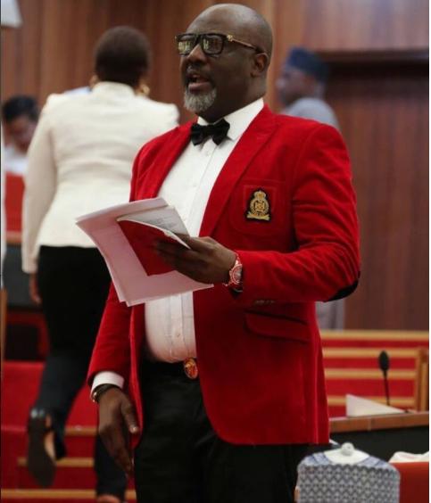 Photos: Check out Senator Dino Melaye