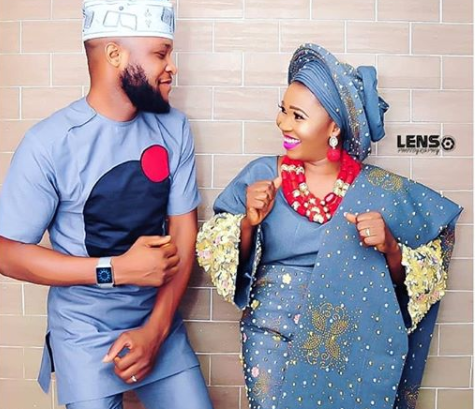 Nollywood actress and producer, Yewande Adekoya celebrates?5th wedding anniversary with cute photos