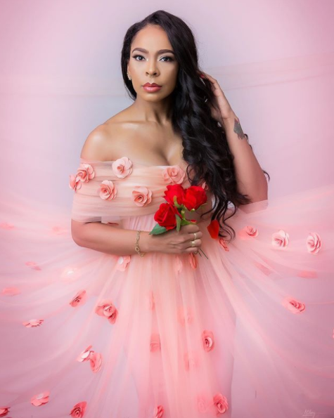 Fomer BBN housemate, TBoss shares stunning new photos