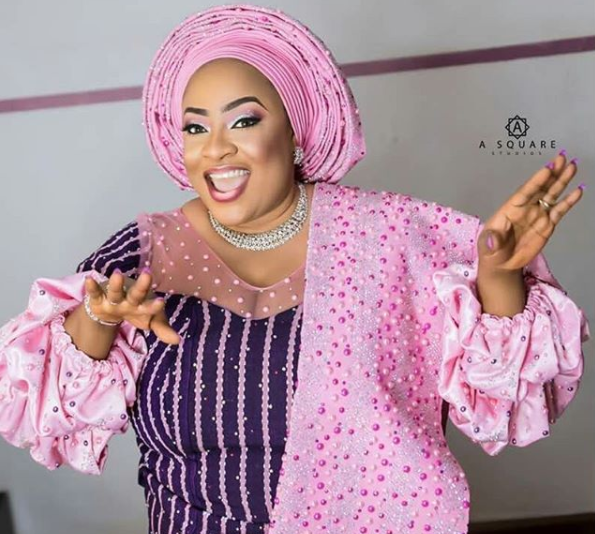 Actress Foluke Daramola-Salako shares lovely new photos as she turns 40 today