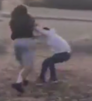 High school football star caught on tape brutally attacking an autistic kid (video)