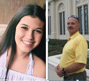 Beloved track coach and teenage girl are named among the 17 tragic victims of Florida high school massacre (photos)