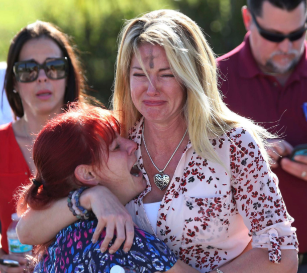 The Florida school shooting was the 18th school shooting of the year 2018 & one of the deadliest in US history