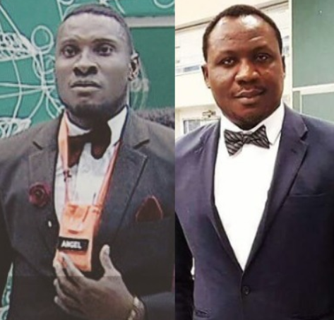 Photos: Nigerians say #BbNaija housemate, Angel looks like Nollywood actor, Wale Adebayo known for his role as 'Sango'