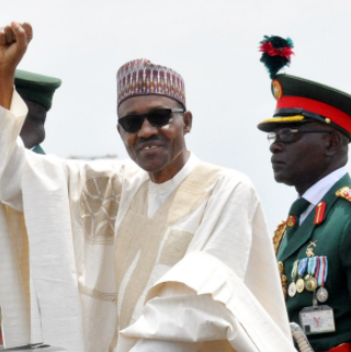 ''I'll take Nigeria to the next level'' President Buhari