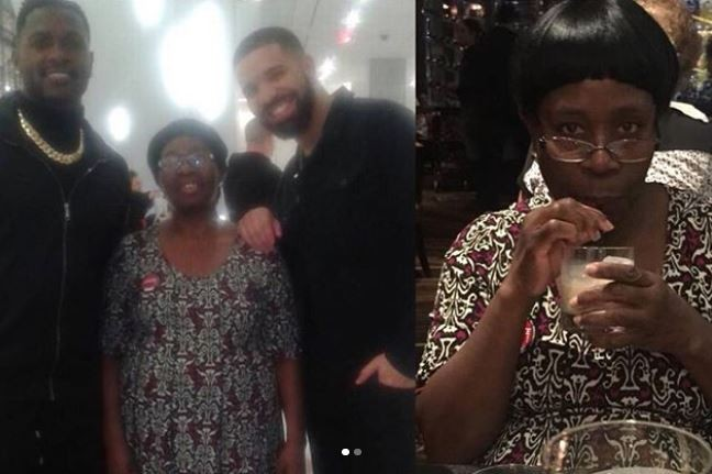 Drake treats 63-year-old hotel maid to a surprise $10k shopping spree, massage & dinner (Photos/Video)