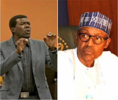 'Everyone knows Buhari cannot win a free and fair election' - Reno Omokri writes