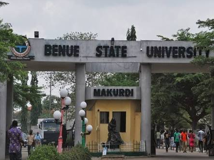 Benue State University Shut Down Indefinitely after students' protest claiming 'snakes swallowed' their school fees