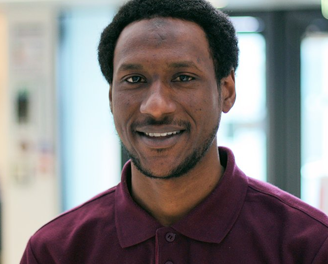 Nigerian born PhD candidate wins