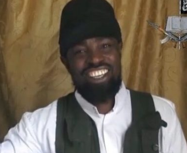 ''We are not aware of Boko Haram leader, Abubakar Shekau's whereabouts'' Nigerian Army