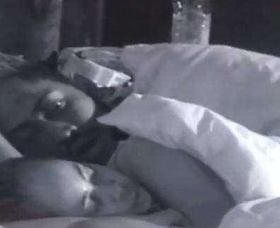 BBNaija 2018 housemates, Miracle and Nina had sex in bed early this morning (+18 video)