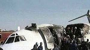 Breaking: Domestic passenger plane with 66 on board crashes in central Iran