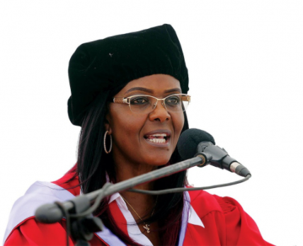 Vice chancellor of the University of Zimbabwe arrested for awarding a doctorate to former first lady, Grace Mugabe