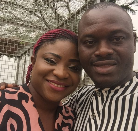 Comedian De-Don and wife celebrate 5thwedding anniversary (Photos)