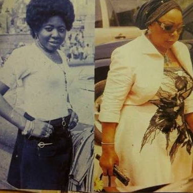 Check out Before and After photos of Senator Florence Ita-Giwa who turns 72 today