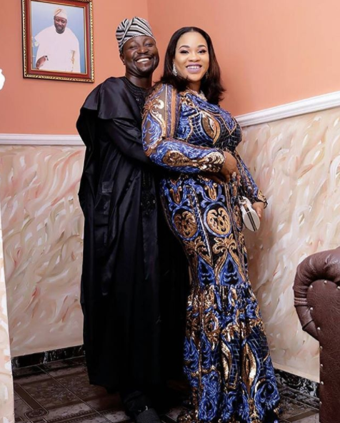 Nollywood actress, Mosun Filani celebrates 6th wedding anniversary