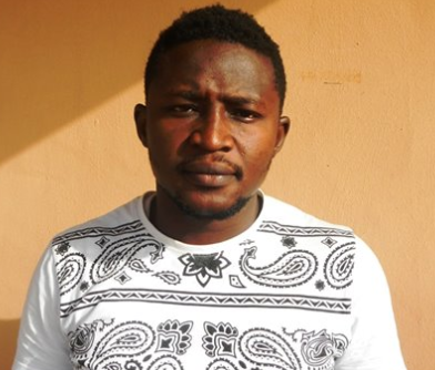 EFCC arraigns man for internet scam, money laundering(photo)