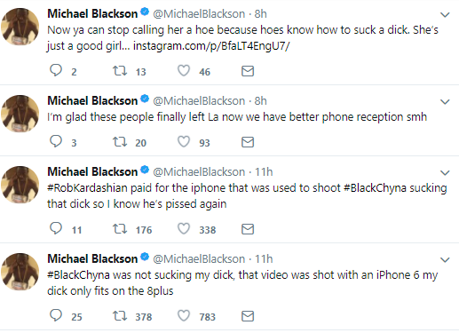 Lol. Popular comedian, Michael Blackson denies he