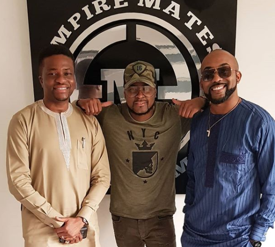 We have? quietly closed the Record Label Arm of our business - Banky W writes on the re-branding of EME