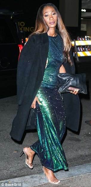 Rihanna stuns in glamorous purple dress as she celebrates 30th birthday with Paris Hilton, Toni Braxton and many others in star-studded bash in NYC (Photos)