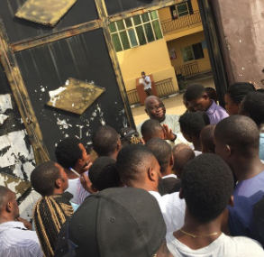 Lady shares her horrible experience at the INEC office while trying to get her PVC