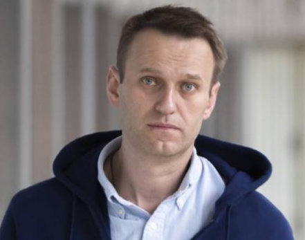 Russia detains opposition leader,?Alexei Navalny?over Illegal protest ahead of next month