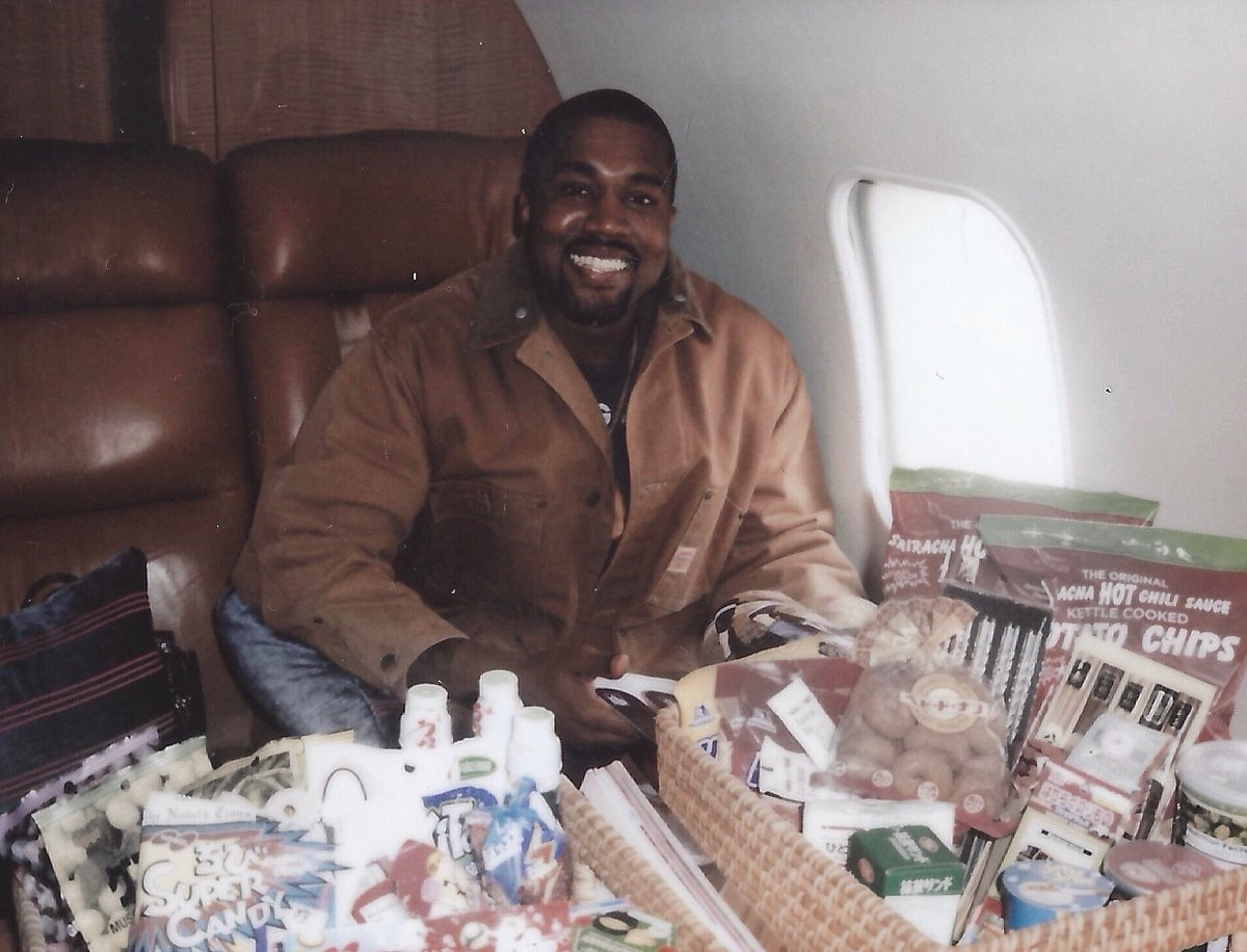 Kim K shares rare photo of Kanye West all smiles after she surprised him with a birthday trip to Japan