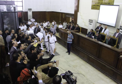 21 people?sentenced to death for terror offences in Egypt